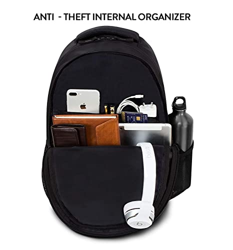 Water Resistant Casual Backpack-  Anti - Theft Internal Organiser