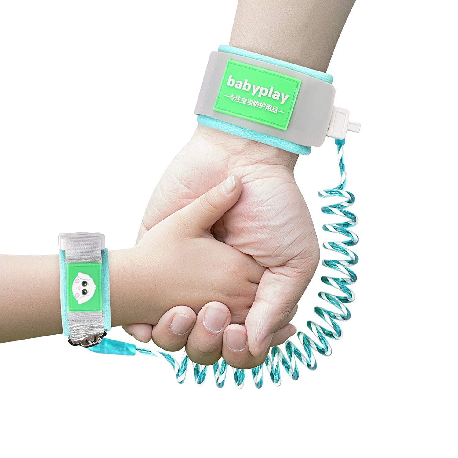 Anti Lost Wrist Link Outdoor Harness for Children Suitable for Toddlers and Children Child Walking Safety Belt 1.5M