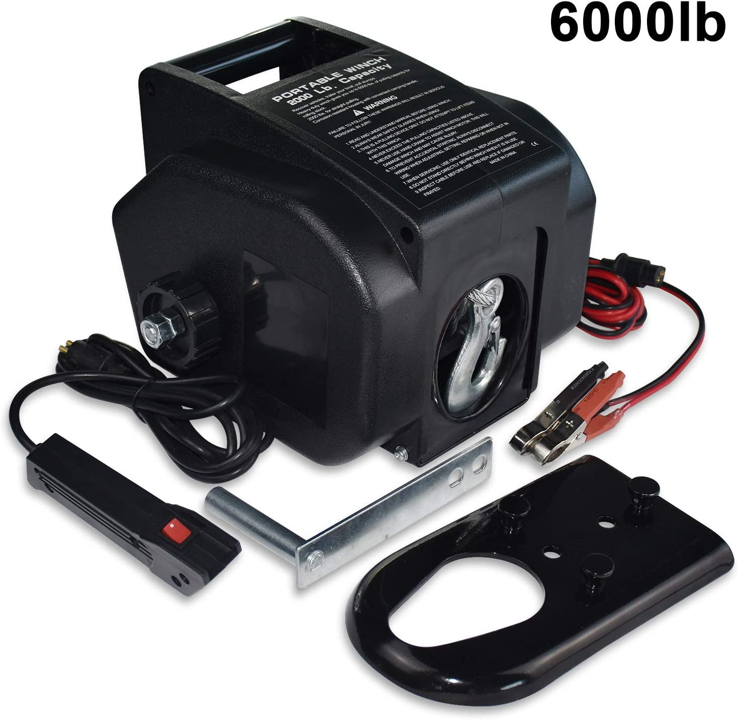 5 Best Electric Winch For Boat Trailer Reviews Of 2021 4