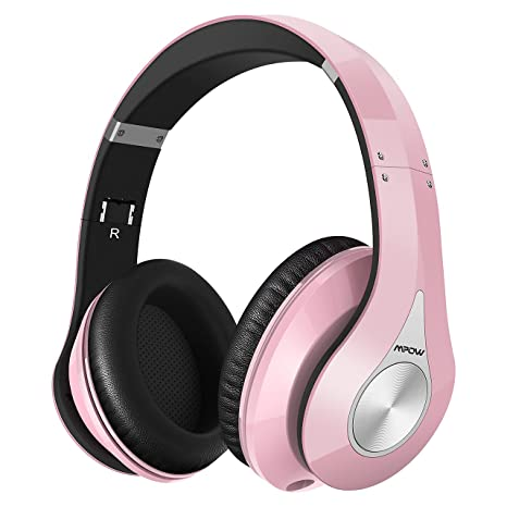 4c49d452e14 Mpow 059 Bluetooth Headphones Over Ear, Hi-Fi Stereo Wireless Headset,  Foldable,