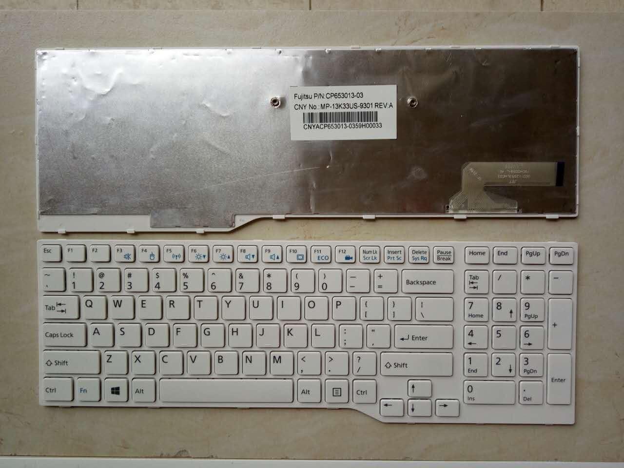 szyjt nuevo portátil para Fujitsu LifeBook A544 AH544 AH564 ...