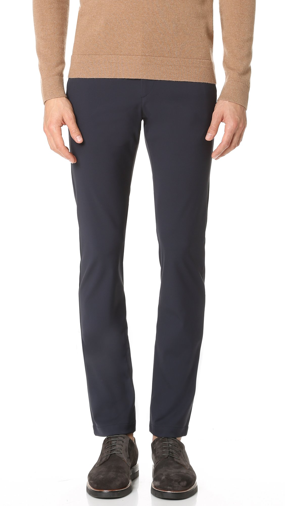 Theory Men's Zaine Neoteric Tailored Pant, Navy, 34