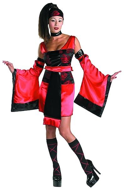 Amazon.com: Sexy disfraz de Samurai – Adulto Disfraz ...