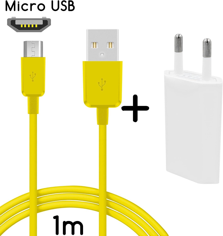 Coverlounge 2in1 Ladeset Mit Micro Usb Ladekabel Computer Zubehör
