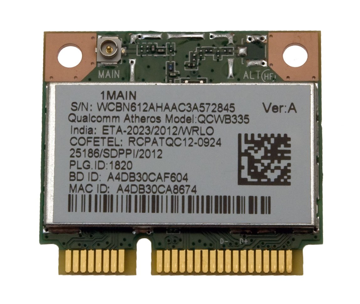 Driver for Gateway NV79C Atheros Bluetooth