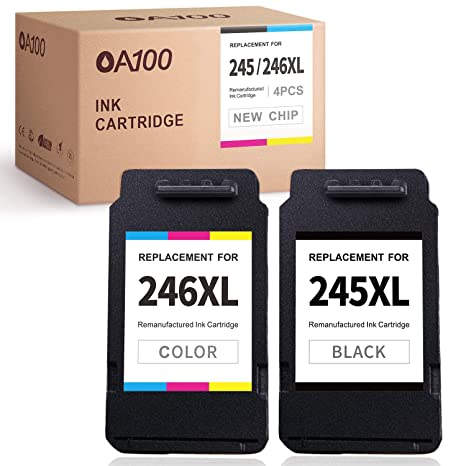 Amazon com: OA100 Remanufactured Ink Cartridges Replacement
