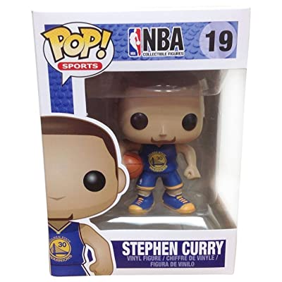 Funko Pop! NBA Stephen Curry #19 (Golden State Warriors) by FunKo