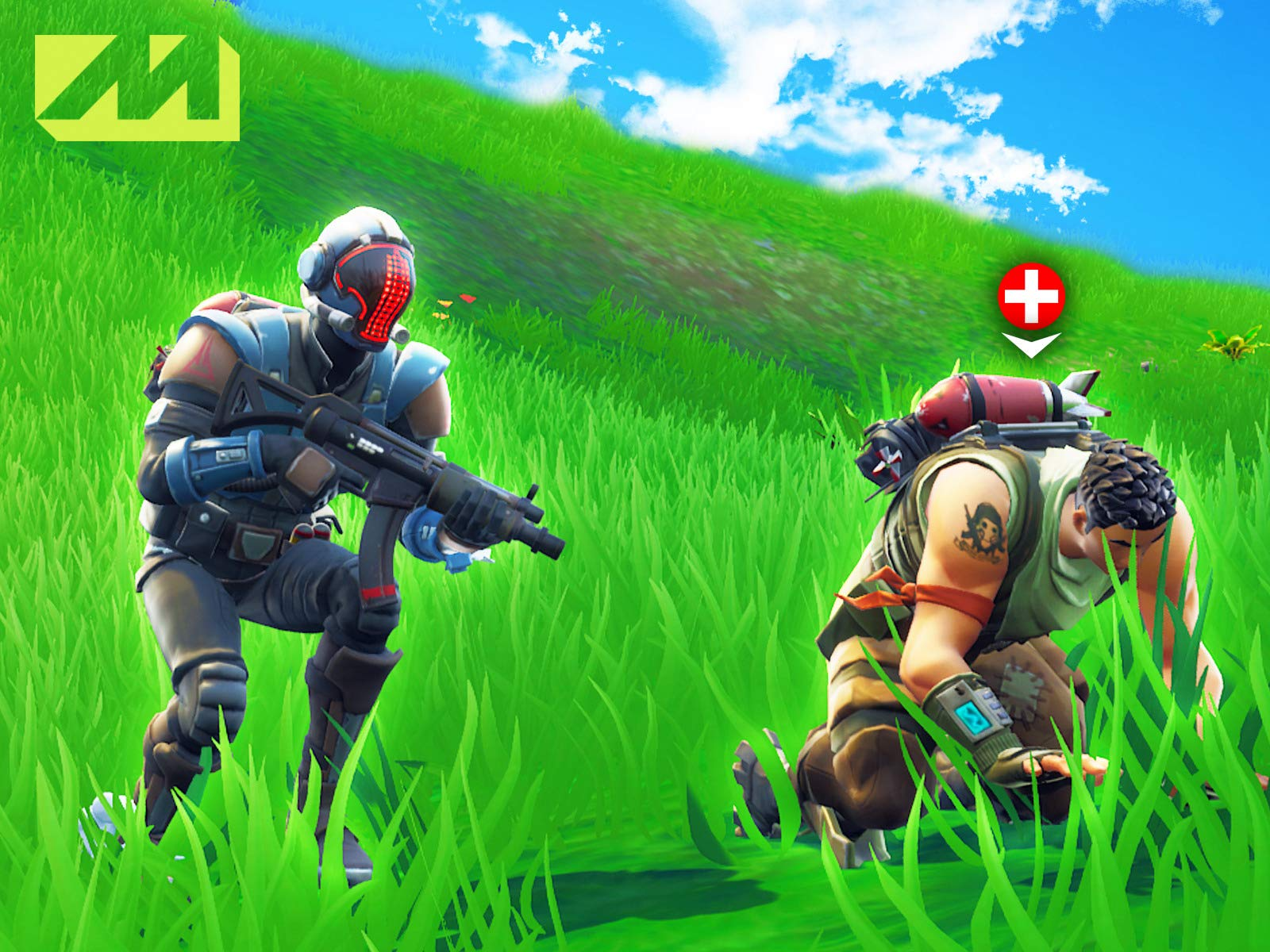Amazon.com: Watch Clip: Fortnite Battle Royale Wins (Sigils ...