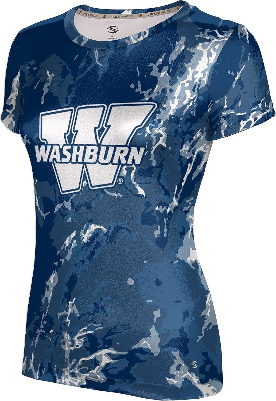 ProSphere Washburn University Girls Performance T-Shirt Marble