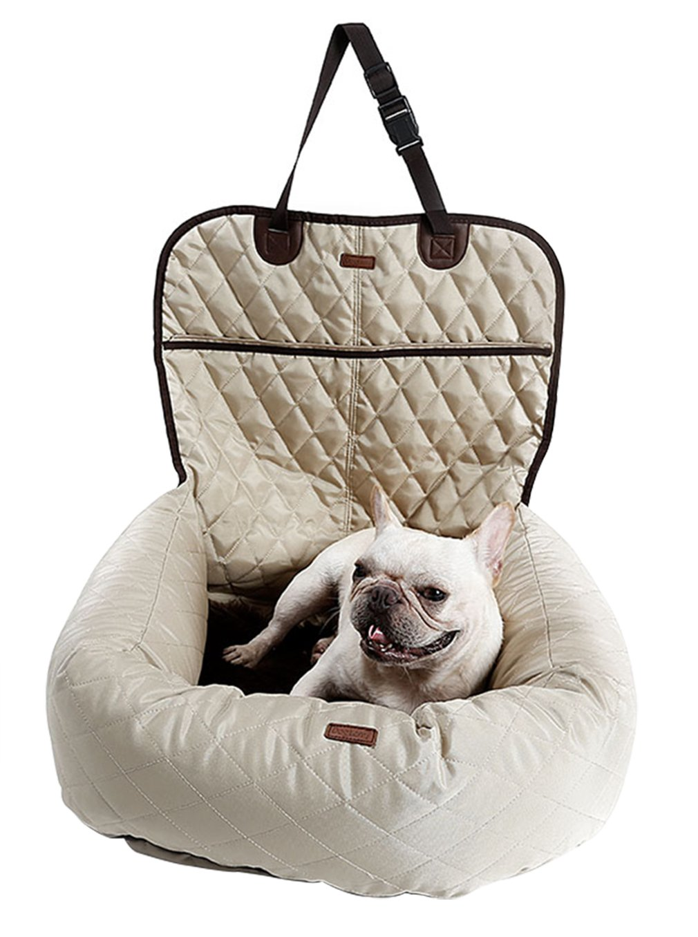 La Vogue Car Seat Cover For Pets Fits Bucket Seats Or A