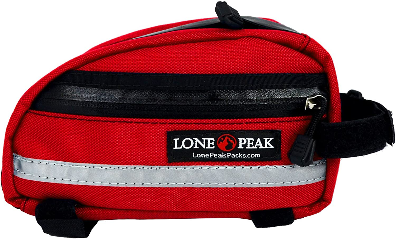 Lone Peak Kick Back II Bicycle Top Tube Bag