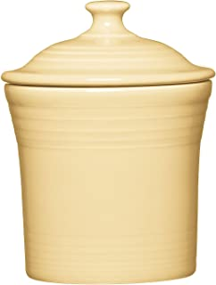product image for Fiesta Utility/Jam Jar, 13-Ounce, Ivory