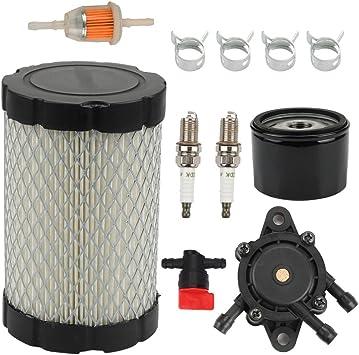 Amazon.com: Butom MIU14395 - Filtro de aire con bomba de ...