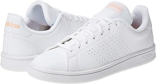 Adidas Performance Advantage Base Womens Sneakers White