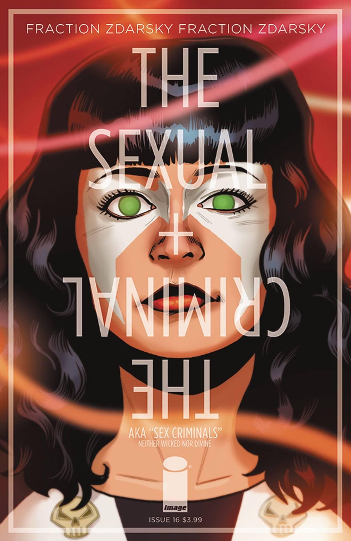 Read Online SEX CRIMINALS #16 CVR C IMAGE TRIBUTE VAR ebook