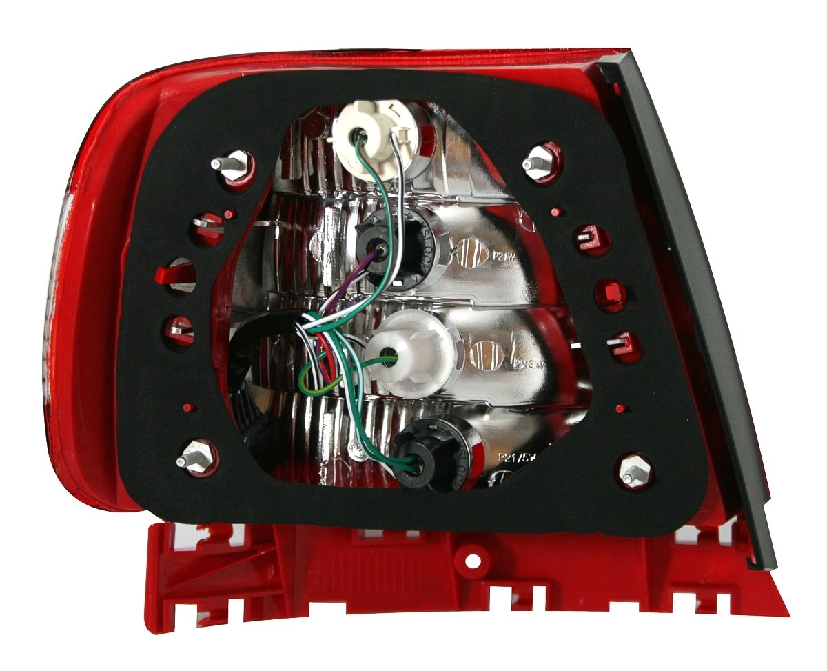 AD Tuning GmbH /& Co Transparente Cristal Rojo de wei/à/ÿ KG 960068/Faros Traseros Set
