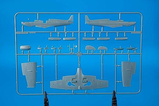 Amazon.com: EDU70129 Eduard Spitfire HF Mk.VIII ProfiPACK ...