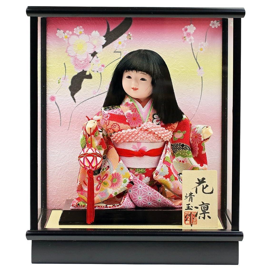 表向きソファー相反する着付けが学べる日本人形 夢さくら 青?56112