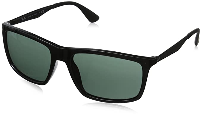88700872ee05de Ray-Ban Men s 0RB4228 Rectangular Sunglasses