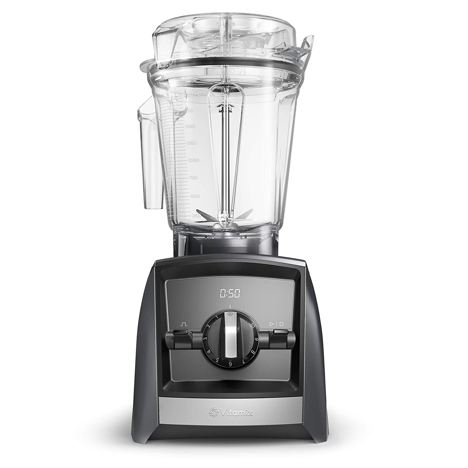 Vitamix vm0195d a2300i Ascent Series, 1200, Gris Pizarra