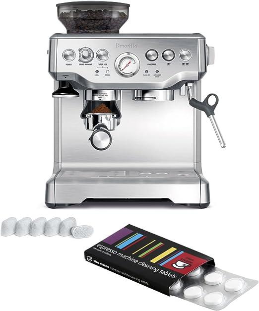 Amazon.com: Breville bes870 X L Barista Express Espresso ...