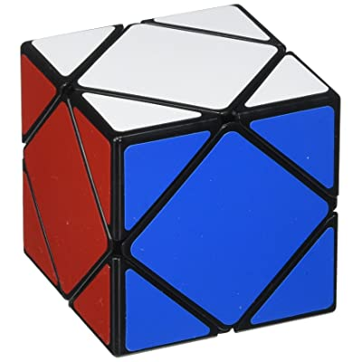 Shengshou Skewb Speed Cube Puzzle, Black: Toys & Games