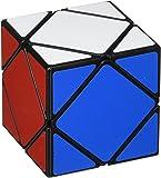 Shengshou Skewb puzzle Speed Cube Noir