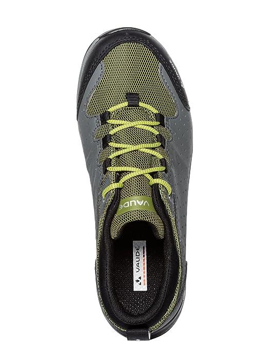 VAUDE Lapita Cpx, Zapatos de Low Rise Senderismo Unisex Niños, Amarillo (Duff Yellow 107), 30 EU