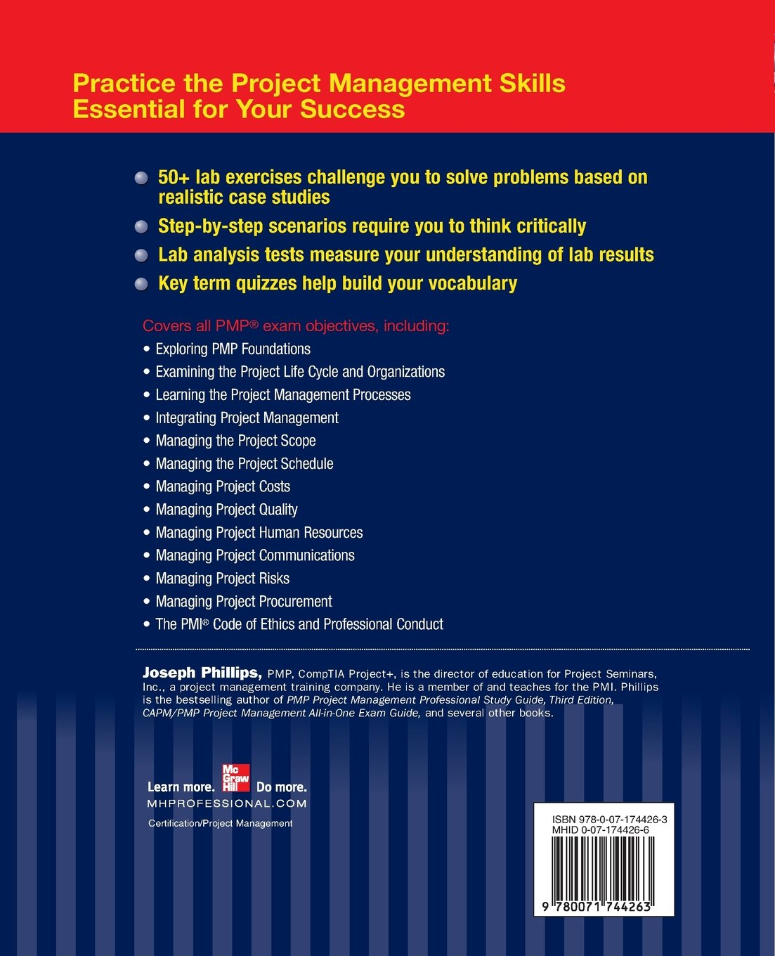 Buy pmp project management professional lab manual book online at buy pmp project management professional lab manual book online at low prices in india pmp project management professional lab manual reviews ratings 1betcityfo Choice Image