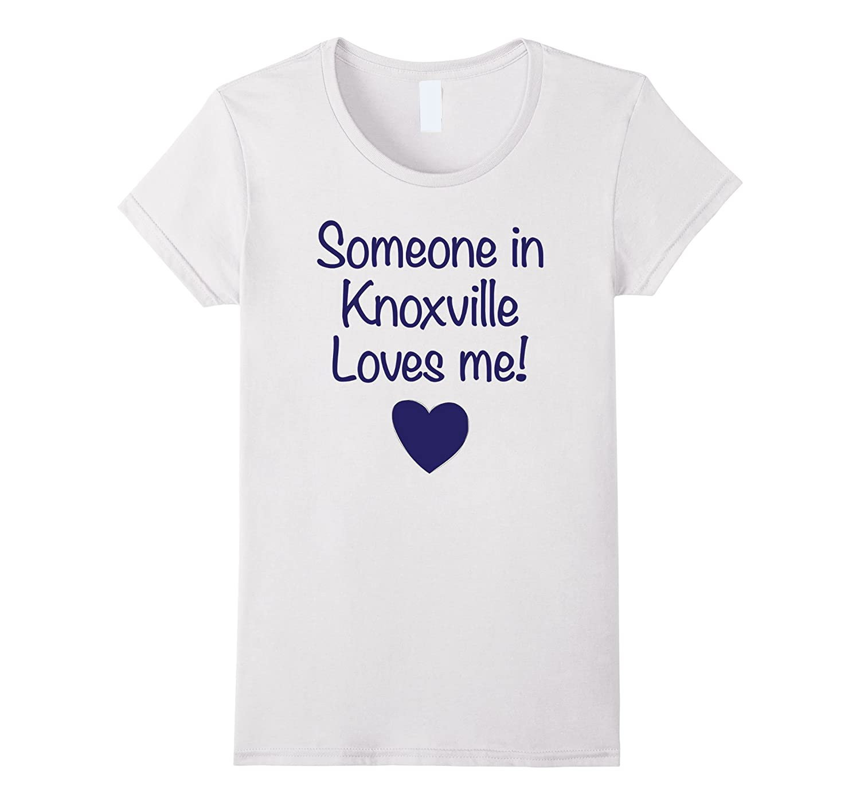 Mens Someone Knoxville T Shirt Precious-Samdetee