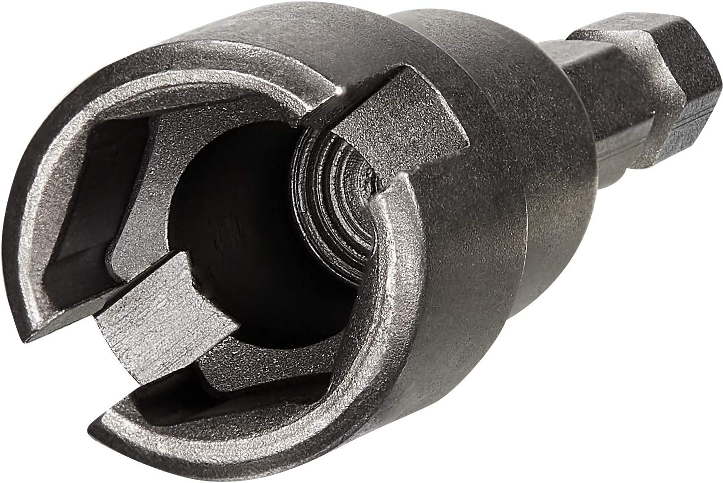 perno de gancho de ojo C Paquete de 3 brocas de acero para tuercas de panel llaves de vaso de v/ástago hexagonal de 1//4 pulgadas tornillos Juego de destornilladores de tuerca de ala de potencia