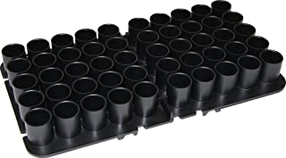 product image for MTM ST-16-40 16-Gauge 50-Round Shotshell Tray Fits SF, SD and S-100, Black