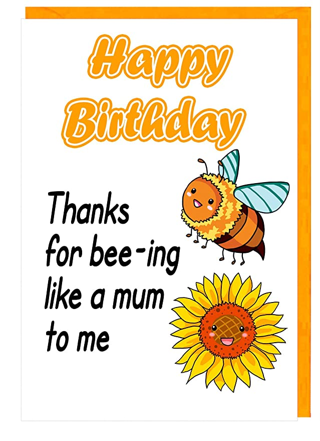 Tarjeta de felicitación de cumpleaños para una madre, un ...