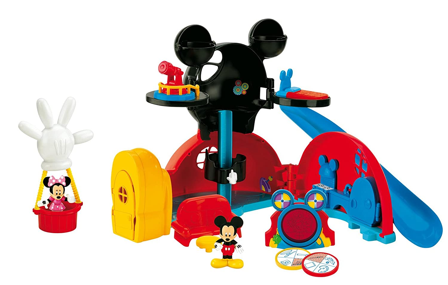 Mattel P Fisher Price Casa de Mickey Mouse