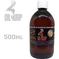 Base para liquido de cigarrillo electronico OIL4VAP 500ml
