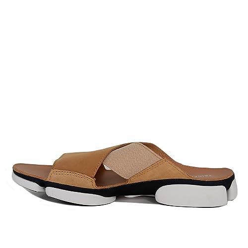 premium selection autumn shoes buying now Clarks Herren Tricove Cross Pantoletten: Amazon.de: Schuhe ...