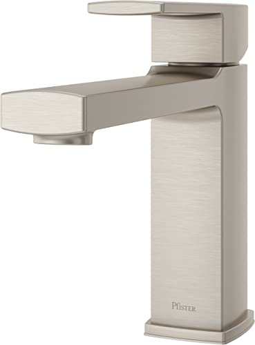 Pfister RT6-1DAK Deckard Single Control 1-Hole Roman Tub Faucet, Brushed Nickel