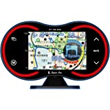 ユピテル レーダー探知機 スーパーキャット超高感度GPSアンテナ搭載 一体型 FM∞(インフィニティ)
