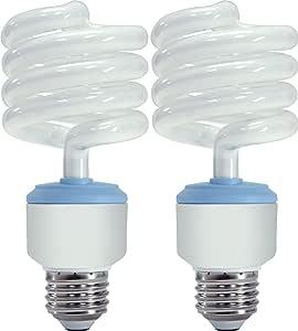 GE Lighting 67454 Reveal Spiral CFL 26-Watt (100-watt ...