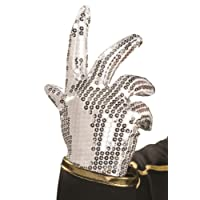 Rubie's Michael Jackson King of Pop guante de lentejuelas