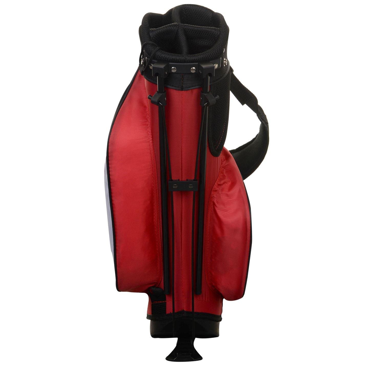 Amazon.com: Slazenger Kids Ikon bolsa de soporte Junior Golf ...