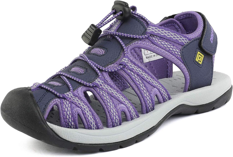 DREAM PAIRS Women's 160912-W Adventurous Summer Outdoor Sandals