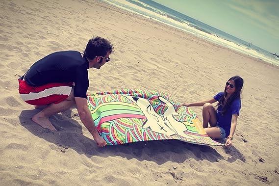 Bubel S130000063 Kidrules - Toalla de playa (173 x 92 cm): Amazon.es: Hogar