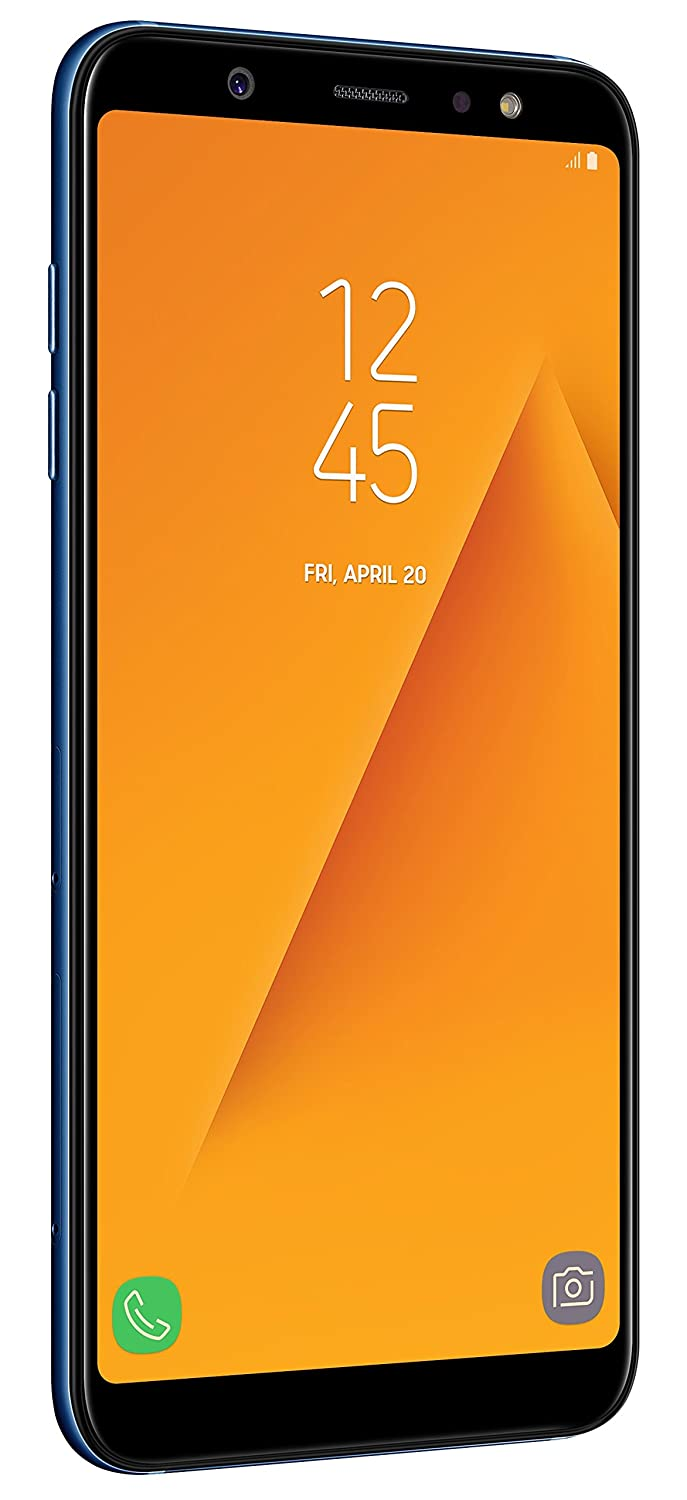 Samsung Galaxy A6 Plus (Blue, 64GB.sajag nagrikk times sanat new.com