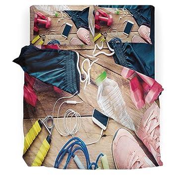 Fitness Calvin Klein Betten Set No Pain No Gain Vintage Emblem