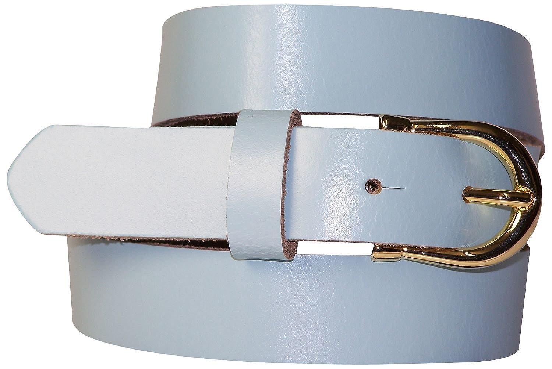 Fronhofer schmaler Damengürtel goldene Schnalle 2,5 cm, Gürtel Damen schmal schwarz, cognac, grau, braun, dunkelbraun, lila, marine, blau, dunkelblau