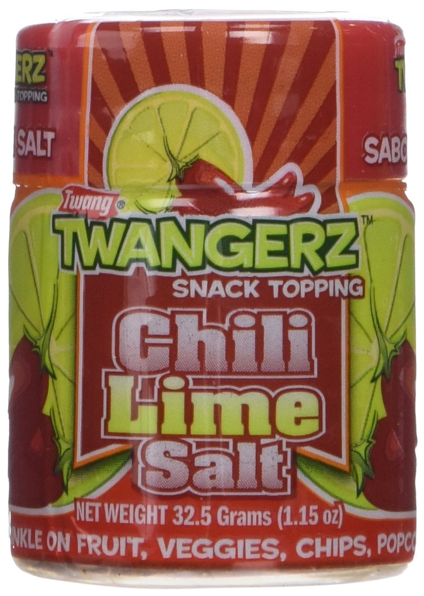 Twang 10 Pack Chili-Lime 1.15oz Salt Shakers