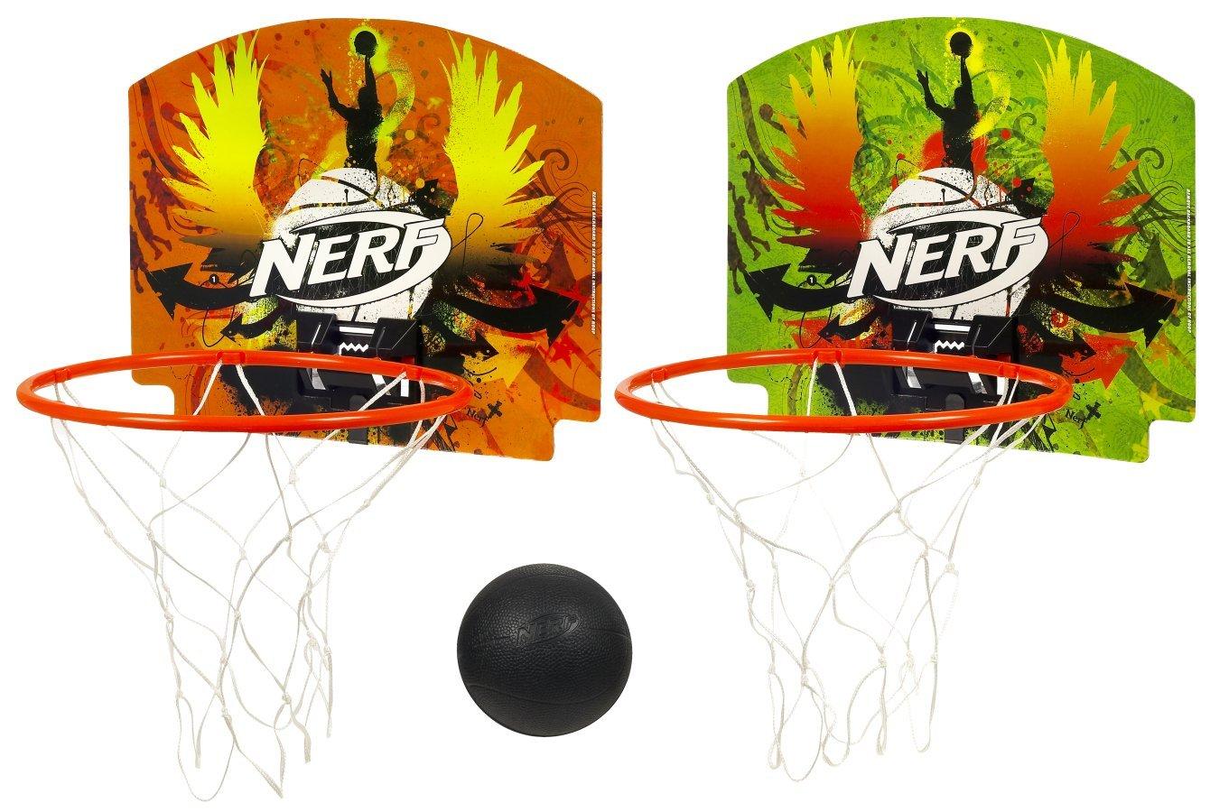 Wall Mini Basketball Hoop Set