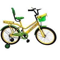 Torado stitch 20 t/t yellow Bicycle for 7-11 year