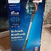 Philips Speedpro FC6724/01 - Escoba Aspiradora vertical de mano ...